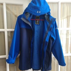 Under Armour Spring jacket-water repellent